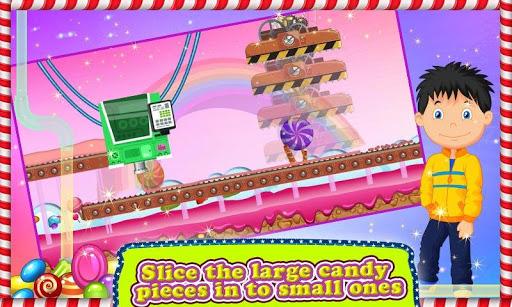 糖果厂 - 甜点制造商