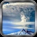 Smoke Volcano Live Wallpaper icon