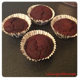 Free From Chocolate Cupcake Recipe