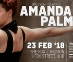An Evening With Amanda Palmer : Fox Junction Event Venue
