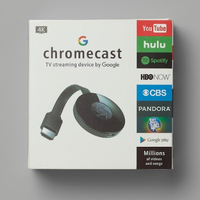 Counterfeit - Chromecast box front