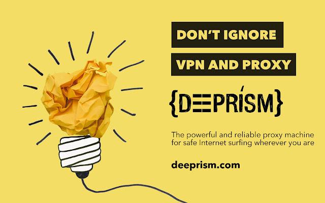Proxy + Free VPN DEEPRISM