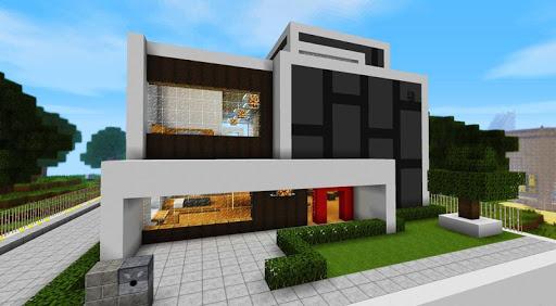 Modern House For Minecraft Apk apps 4