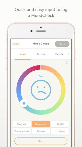 WellTrack - Interactive Self-Help Therapy screenshot 1