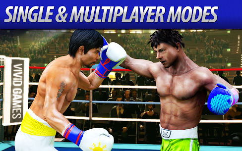 Real Boxing Manny Pacquiao App Latest Version Download For Android and iPhone 2
