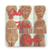 Girls Hair Style Step by Step