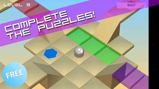 Cromoball - Ball Puzzle- screenshot thumbnail