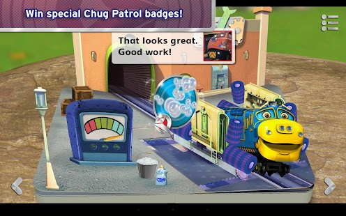 Chug Patrol: Ready to Rescue!: miniatura de captura de pantalla