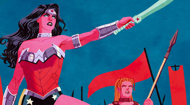 Wonder Woman Cliff Chiang Brian Azzarello