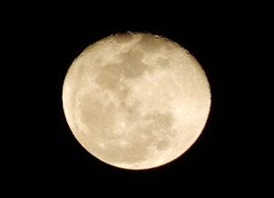 Photo: 今宵の月、十七夜月。