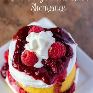 Raspberry Shortcake Recipes