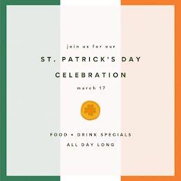 St. Patrick's Celebration - St. Patrick's Day item
