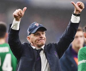 L'entraîneur d'un club de Serie A a vaincu le coronavirus