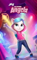 My Talking Angela APK screenshot thumbnail 12