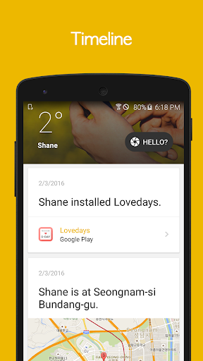 CareNow-Family Couple Locator