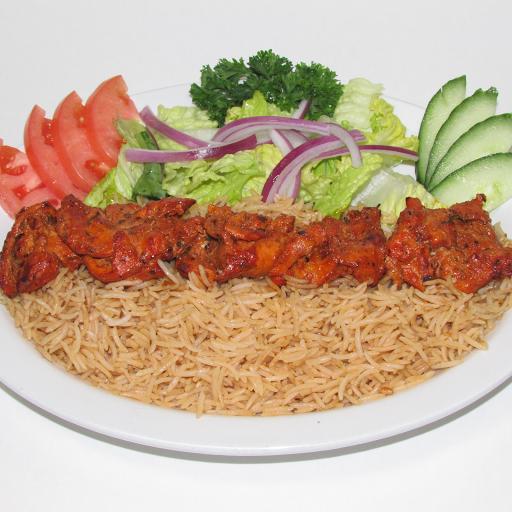 #9 Spicy Chicken Tikka Dinner