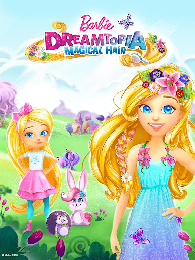 Barbie Dreamtopia Magical Hair screenshot 1
