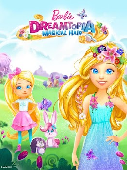 Barbie Dreamtopia Magical Hair