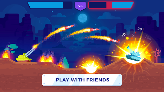 Tank Stars App Latest Version Download For Android and iPhone 2