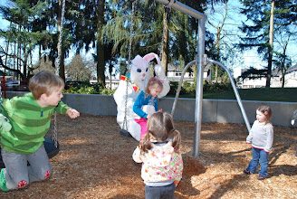 Photo: 2012 egg hunt and park playground and spray - 57