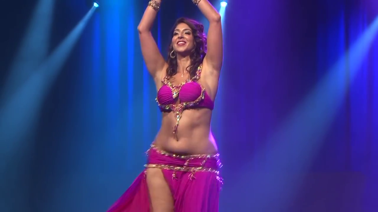 Belly Dance For Weight Loss