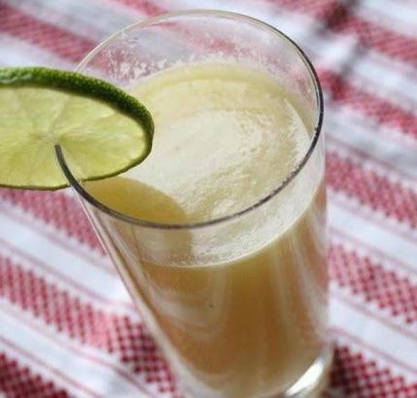 Ginger Juice, Yemen Recipe