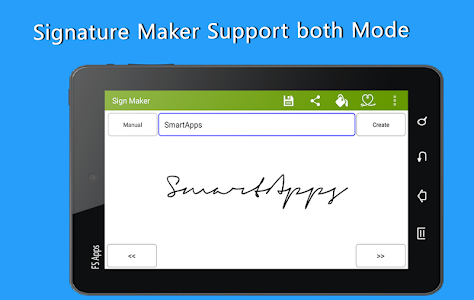 Signature Maker Real screenshot 14