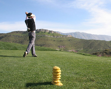 Advances in Antequera Golf
