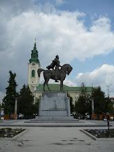 Photo: Ferdinánd király szobra