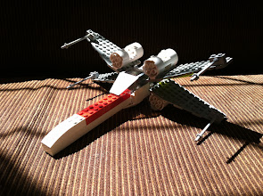 Photo: X-wing. By Jasper.