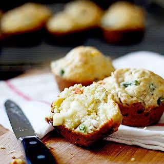 Chicken Pot Pie Muffins.