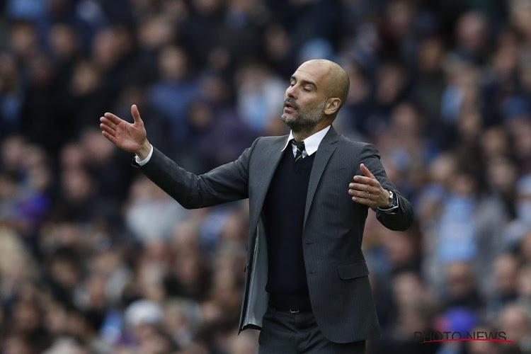 Pour Guardiola, Chelsea et Liverpool sont avantagés pour la course au titre