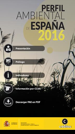 Perfil Ambiental de Espau00f1a Apk Download 1