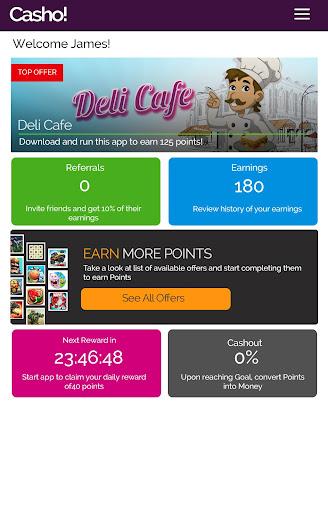 玩財經App|Casho - 赚取现金奖励免費|APP試玩