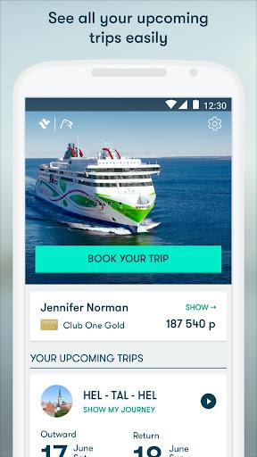 Tallink & Silja Line screenshot 1