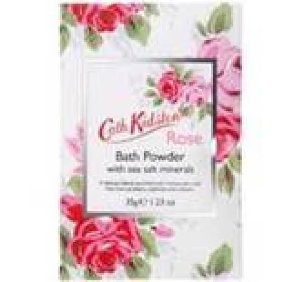 Rose Bath Powder