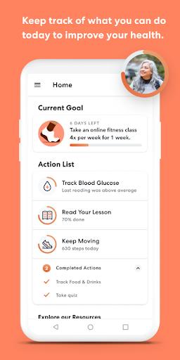 Omada screenshot for Android