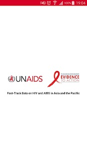 AIDS DATA HUB- screenshot thumbnail