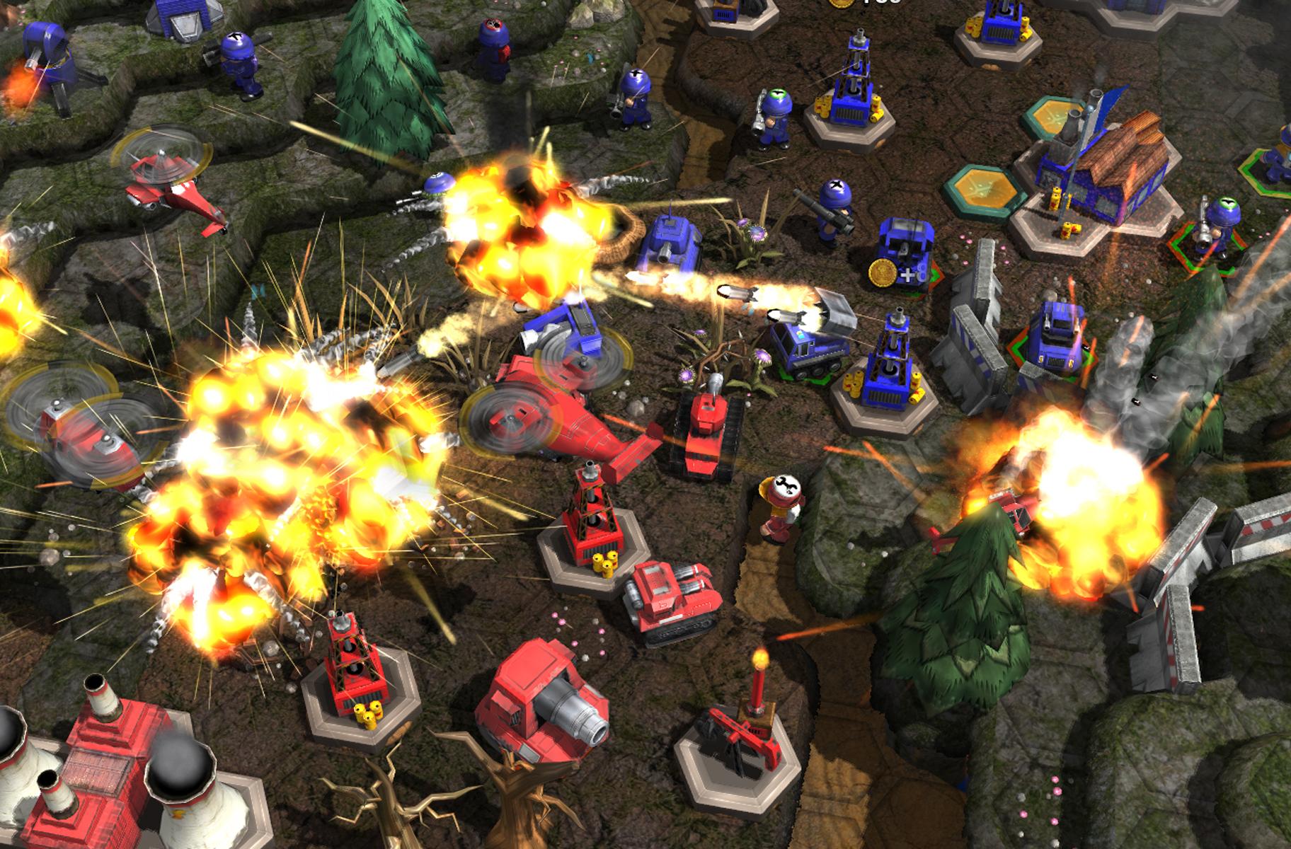 Epic Little War Game screenshot #8