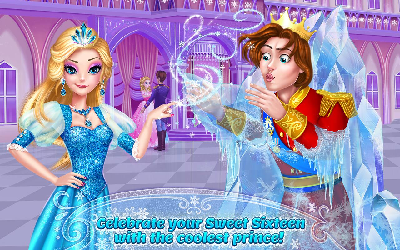 ice princess sweet sixteen android apps on google play