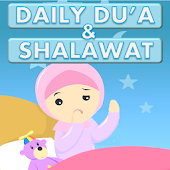 Daily Du'a and Shalawat of Prophet