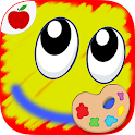 Kid Painting Coloring Art Game icon