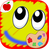 Kid Painting Coloring Art Game