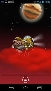 The Nebulander LWP