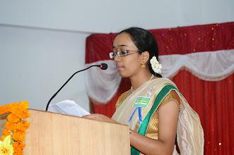 Photo: Ms. Sridevi Anchoring