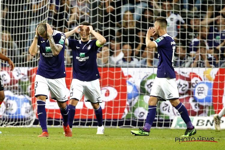 Dit is niét de slechtste start ooit van Anderlecht en... hoe verging het paars-wit in de geschiedenis na zo'n gesputter?
