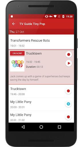 FilmOn EU Live TV Chromecast 2.4.3 screenshots 2