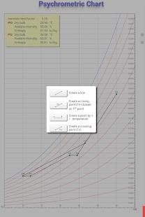 Psychrometric Chart for PC-Windows 7,8,10 and Mac apk screenshot 10