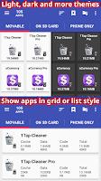 Screenshot of AppMgr III (App 2 SD)