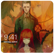 Steins Gate Live Wallpaper